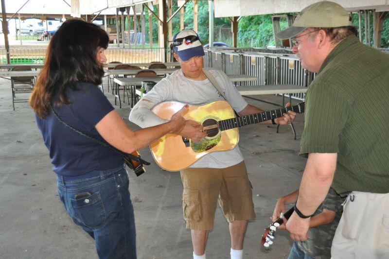 Charlotte Bluegrass Festival 2016