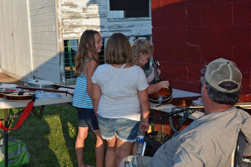 Marshall Bluegrass Festival 2016