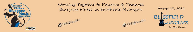 Southeast Michigan Bluegrass Music Association